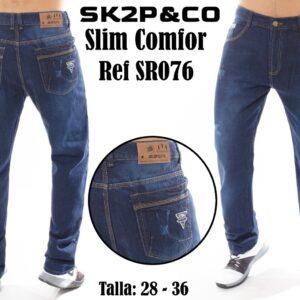 Jean Caballero SK2P&CO Ref SR076